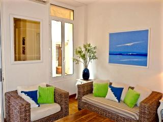 Jaures Terrasse 2 Bedroom Flat with a Balcony, in Cannes