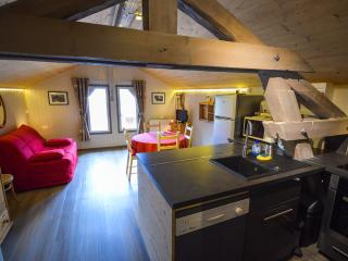 Ski apartment 4+1 pers. - Saint Bon Courchevel