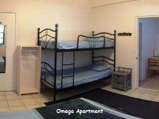 The Lodge - Omega Apartment, English Harbour