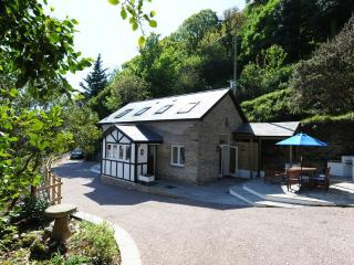 Black Pit Cottage located in Ilfracombe, Devon
