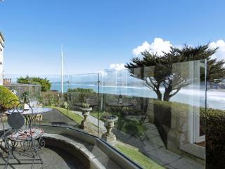 The View, Pentowan House located in Newquay, Cornwall