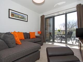 3 Waterwheel Apartments located in Charlestown, Cornwall