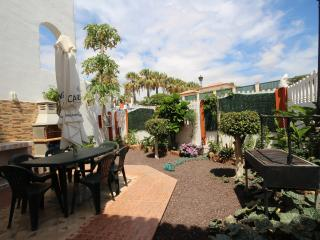 Homely flat with garden, Golf del Sur