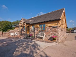 The Barn - Luxury cottage near Ironbridge