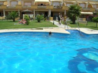 Ref. 289 - Apartamento con piscina en primer linea de playa de Tarifa