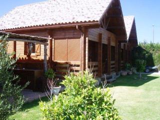 Ref. 83 - cabañas de madera para 6 personas, Tarifa