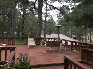 CABIN IN THE MOUNTAINS: beauiful Family place, Ruidoso
