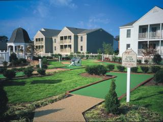 Wyndham Kingsgate Resort (3 bedroom lock off), Williamsburg