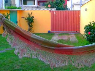 Cinzia vila casa c da jardim de 500 m. Praia de Taperapuã, Porto Seguro