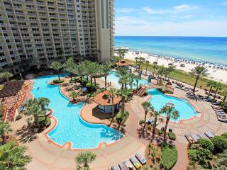 Shores of Panama 710-1BR+BunkRm-AVAIL7/29-8/2 $1104- RealJOY Fun Pass-Ck our Rates!, Panama City Beach