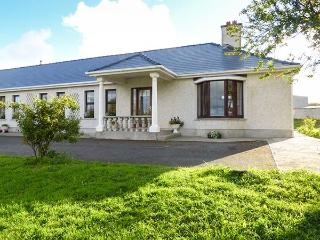 BELLADRIHID COTTAGE, all ground floor, open fires, two bedrooms, on owners' smallholding, near Sligo, Ref 928800