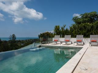 Stunning Villa Daizo Sea View Pool, Plai Laem