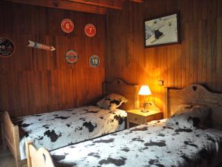 Chambre 2 - Bedroom 2 Lits jumeaux (190x90)