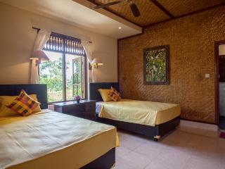 Ubud City  Hotel, Twin Bed Room With Air/Con