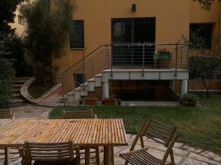 la stanza in giardino, Lecce