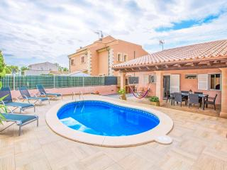 BADIA GRAN - Villa for 9 people in Badia Gran (Llucmajor)