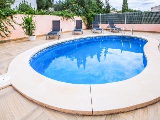 BADIA GRAN - Villa for 9 people in Badia Gran (Llucmajor)