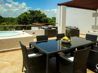 Corner Penthouse - TAO Wellness and Spa, Akumal