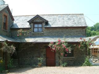 Park Mill Farm Cottage located in Chulmleigh, Devon