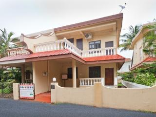 Row Villa for Rent in Candolim-Calangute