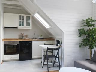 Cozy loft style living
