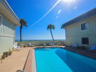 Oceanfront at Sea Watch Villas, Flagler Beach