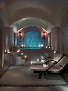 Rejuvenate with a massage, facial, pedicure, or body wrap