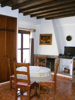 Dining/Kitchen Area.