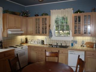 Fully Equipped Kitchen with RO water and GE Water Treatment System