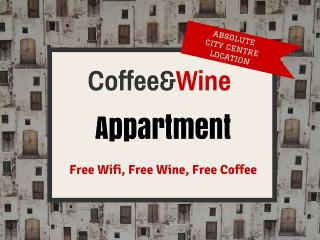 Coffee&Wine Appartment, Pecs
