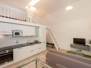 Hybernska 2 apartment in Stare Mesto with WiFi, private terrace, balcony & lift.