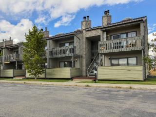 Stylish mountain condo w/shared pool, hot tub & balcony!, Fraser