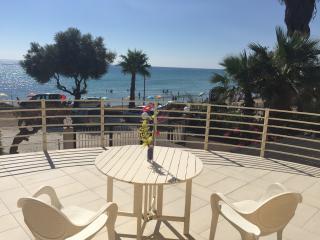 Villa a S. Lorenzo a 5 metri dalla spiaggia dorata, Marzamemi