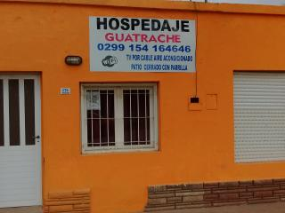 Hospedaje Guatrache, Guatraché