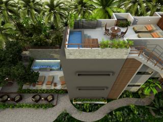 Boutique Design Suite/ Infinity Pool, Tulum