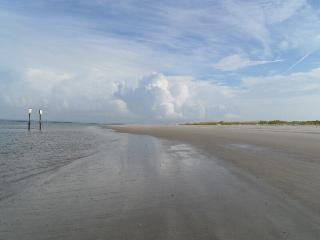 TYBEE ISLAND - Beachfront Affordable WIFI, Isla de Tybee