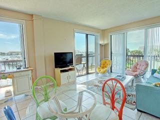 Pirates Bay A201-1BR-AVAIL7/11-7/14 -RealJOY Fun Pass- *BoatSlipsAvail, Fort Walton Beach