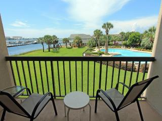 Pirates Bay A203-Studio-REALJOY*10%OFF April1-May26*BoatSlipsAvail, Fort Walton Beach