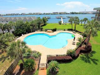 Pirates Bay B415-AVAIL6/6/28-7/2 $569- RealJOY Fun Pass- 2Nt. Stays*BoatSlipsAvail, Fort Walton Beach