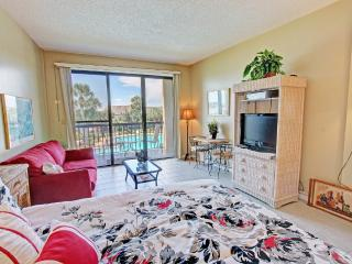 Pirates Bay A209-Studio-10%OFF April1-May26*BoatSlipsAvail, Fort Walton Beach