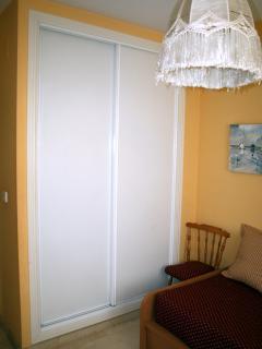 Detalle de la habitación