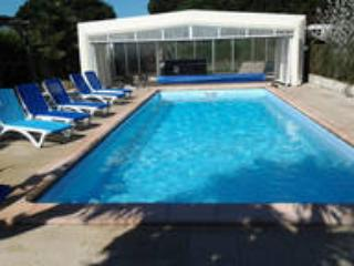 Gîte 4 pers avec piscine, spa chauffés,avec abri, Meursac