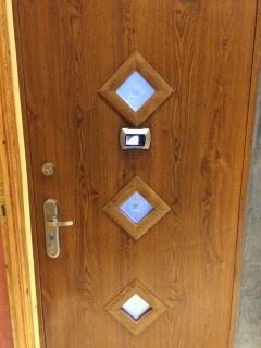 porte blindée appartement    avec visiophone