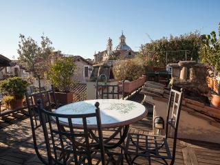 affascinanti terrazze sui tetti di Roma