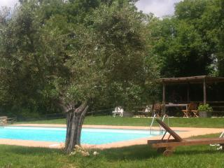 VERDE - tuscan country house with  pool