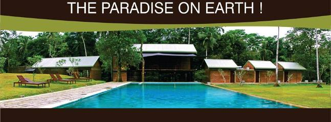 Located in midst of a Tea Estate, surrounded by a picturesque Stream. Ideal for Rest & Relaxation