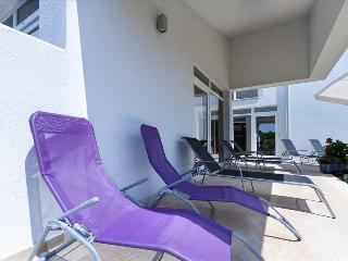 Modern Villa Kate with indoor heated pool, Zminj