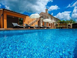 Beautiful villa with private pool just a short drive from Pula, Orihi