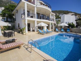 Luxury  villa in Kiziltas Kalkan, sleeps 08 : 023
