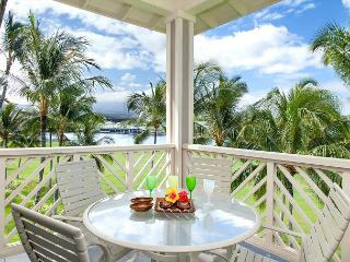 FAIRWAY VILLAS WAIKOLOA J34 - TOP FLOOR PENTHOUSE VILLA